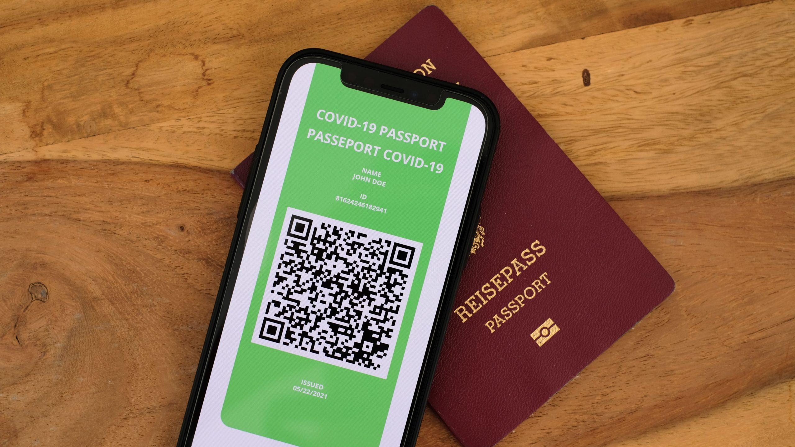 EADTrust España pionera en los pasaportes COVID